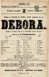 Debora Igrokaz u 4 čina