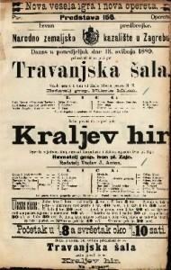 Travanjska šala Vesela igra u 1 činu / od Karla Alberta
