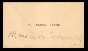 W. Floyd Sears