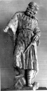 Radauš, Vanja(1906-1975): Skica za spomenik Majstoru Radovanu ]