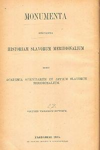 Tomus 3 : A. 1359-1364 : Monumenta spectantia historiam Slavorum meridionalium