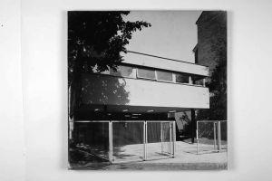 Centar za zaštitu majke i djeteta, Klaićeva 16, Zagreb; projekti i realizacija Fotografija eksterijera, vizura 1