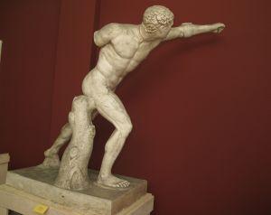 Hrvač Borghese  / Agasias