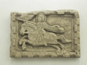 Reljef sv. Krševana