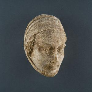 Ženska glava s prevjesom
