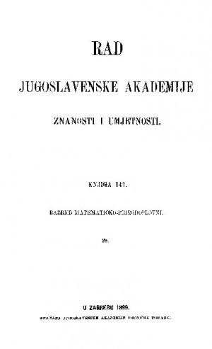 Knj. 28(1899) : RAD