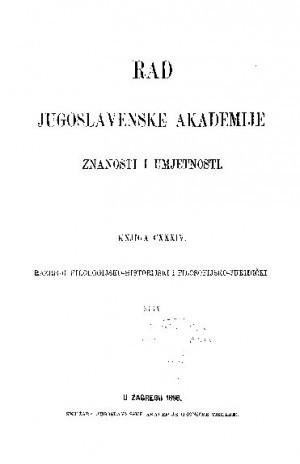 Knj. 49(1898) : RAD