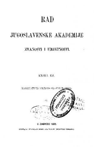 Knj. 32(1902) : RAD