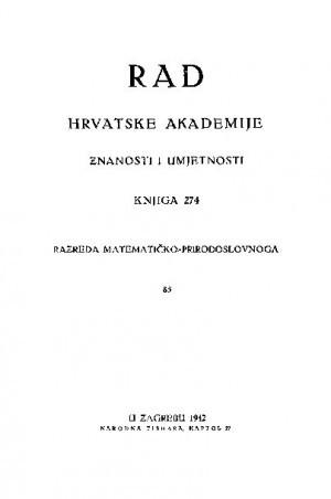 Knj. 85 (1942) : RAD