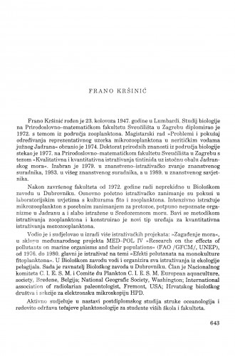 Frano Kršinić
