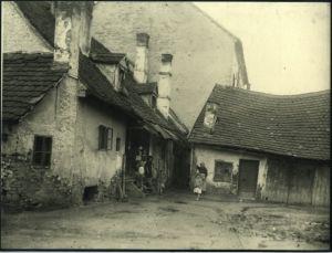 Stambena bijeda u Vlaškoj ulici u Zagrebu iz 1924. godine