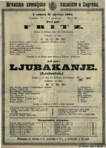 Fritz drama u jednom činu / od Sudermanna