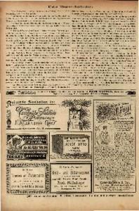 Kleine Theater-Nachrichten