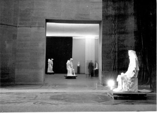 Radauš, Vanja(1906-1975): Tifusari - postav izložbe [Buzjak, Ivan]