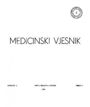 Sv. 1, br. 2(1969) : Medicinski vjesnik