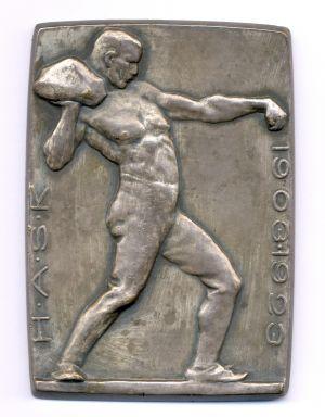 Bacač kamena, H.A.Š.K. 1903-1923.