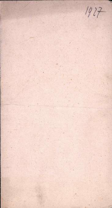 S puta po Africi - Mihovil Krušlin 4.-15.1927.