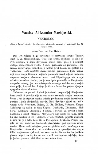 Vacslav Aleksandro Maciejovski
