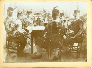 ''Posad'te se, svi svatovi, redom gospodo!'' [Radić, Antun(1868-1919)]