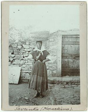 Šavrinka (Koparšćina) [Ptašinsky, Josef (1863-1908) ]