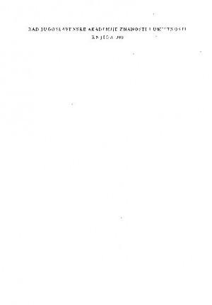 Knj. 6(1955) : RAD
