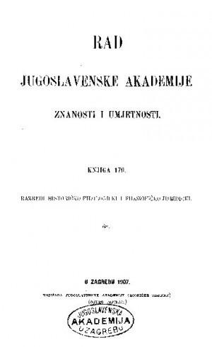 Knj. 68(1907) : RAD