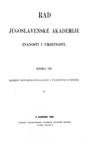Knj. 72(1909) : RAD