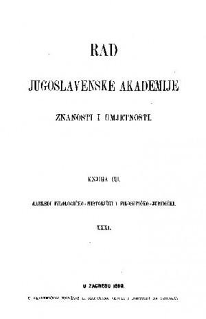 Knj. 31(1890) : RAD