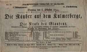 Die Rauber auf dem Kulmerberge : Die Kraft des Blaubens