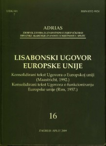 Sv. 16 (2009) : Adrias : zbornik Zavoda za znanstveni i umjetnički rad Hrvatske akademije znanosti i umjetnosti u Splitu