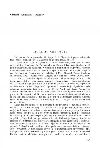Ibrahim Aganović