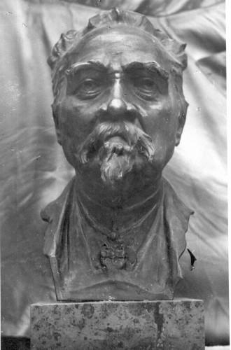 Valdec, Rudolf (1872-1929) : Portretna bista Ivana Trnskog