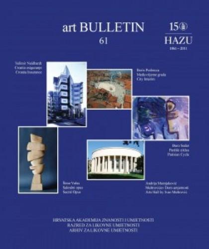 61 (2011) : Art Bulletin