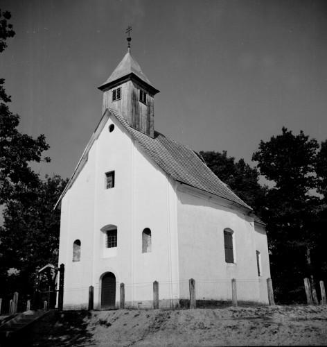 Crkva Svetog Vida (Podgorje Jamničko) : izvana