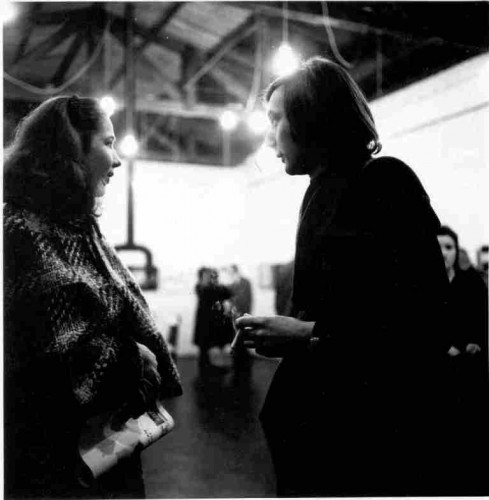 Bućan, Boris (1947-3-15): Izložba Bućan-Art, Galerija Studentskog centra, 9.- 24. veljače 1973 [Dabac, Petar (1942-6-19)]