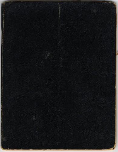 Bilježnica V. [X. je Ikar, jer leti na tudjim krilima]