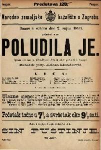 Poludila je Igrokaz u 3 čina / po Melesvilleovom