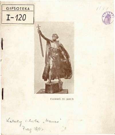 Katalog izložbe Manes