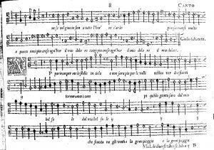 I dolci et harmoniosi concenti a cinque voci / Giulio Schiavetti