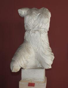 Nika (ili: Irida), detalj zabata Partenona