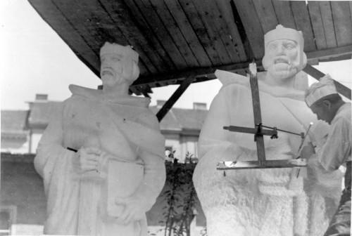 Radauš, Vanja (1906-1975) : Spomenik kralju Tomislavu, Beograd