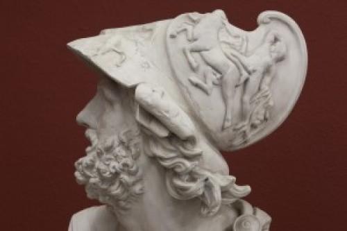 Menelaj (detalj iz Patroklove skupine)