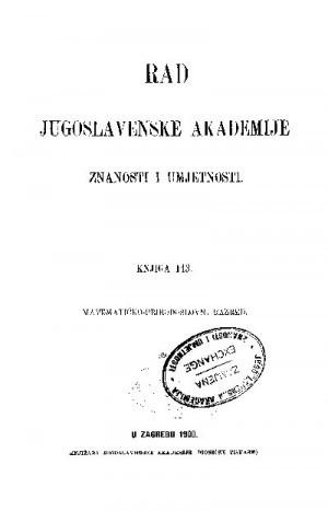 Knj. 29(1900) : RAD