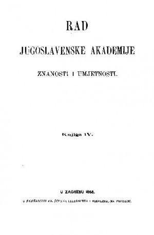 Knj. 4(1868) : RAD