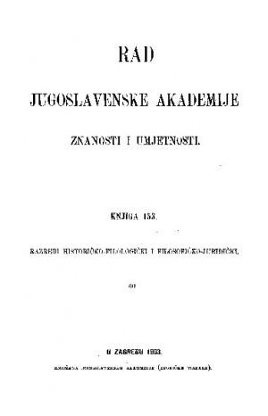 Knj. 60(1903) : RAD