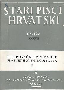 Knj. 2 : Stari pisci hrvatski