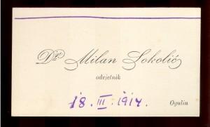 Dr. Milan Sokolić odvjetnik