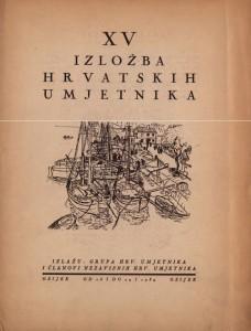 XV izložba hrvatskih umjetnika