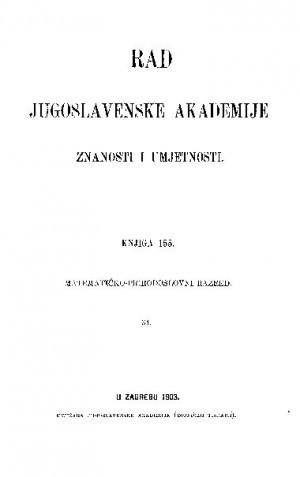 Knj. 34(1903) : RAD