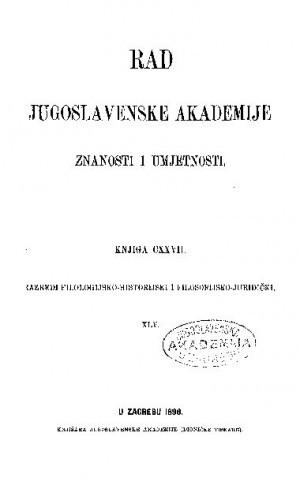Knj. 45(1896) : RAD